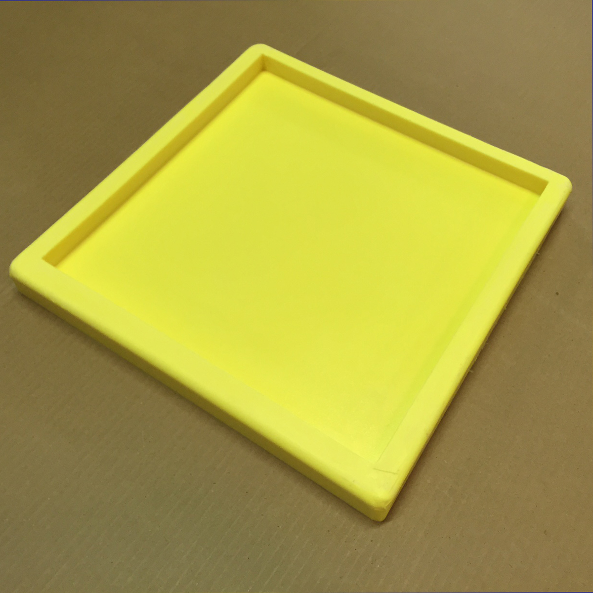 Smooth Finish Concrete Tile Molds